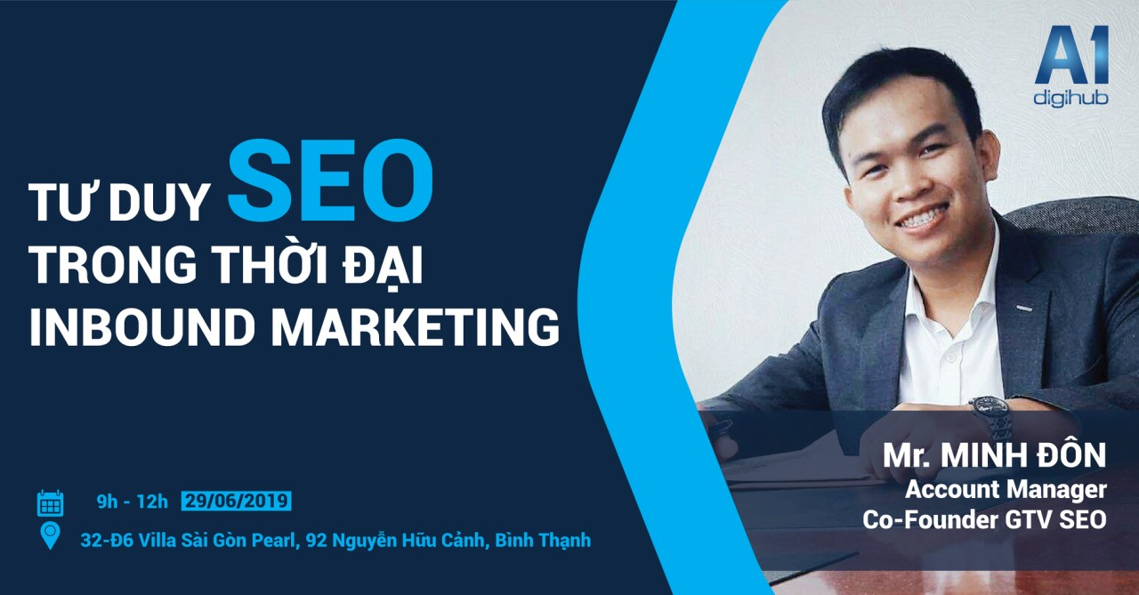Tư duy SEO. Inbound Marketing