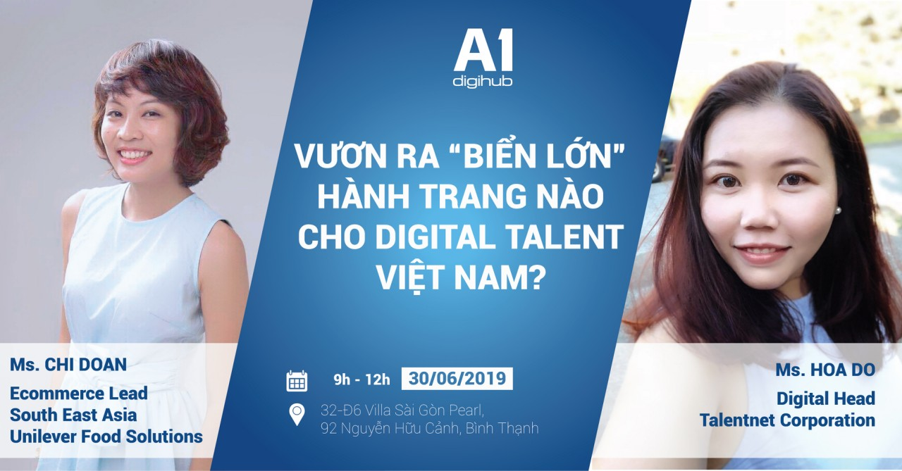 Digital Talent Vietnam