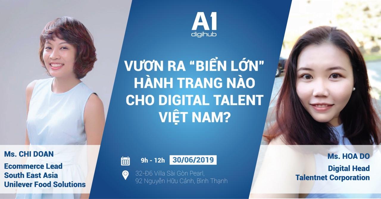 Digital Talent Vietnam