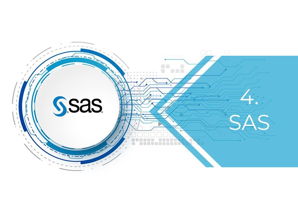 Công cụ phân tích số liệu SAS