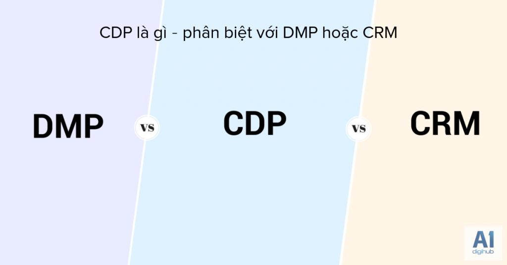 CDP-là-gì-phân-biệt-với-DMP-hoặc-CRM
