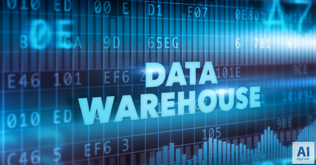 Tự Dựng DATA WAREHOUSE - A1digihub.