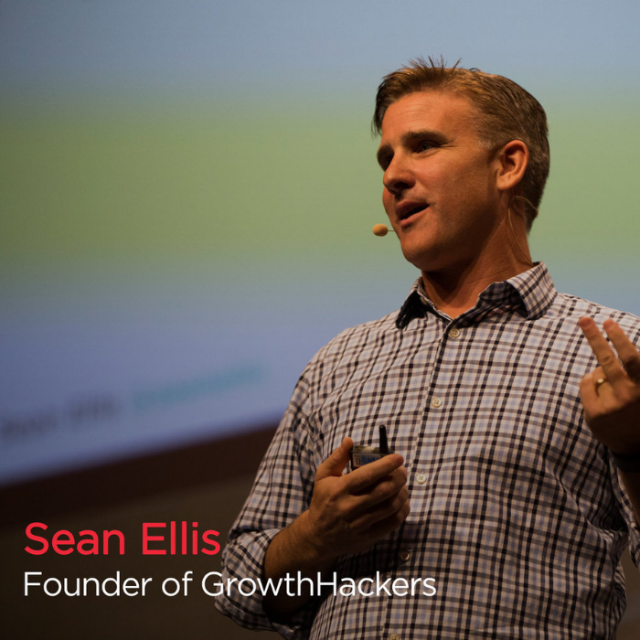 Sean Ellis, founder of Growth Hacker