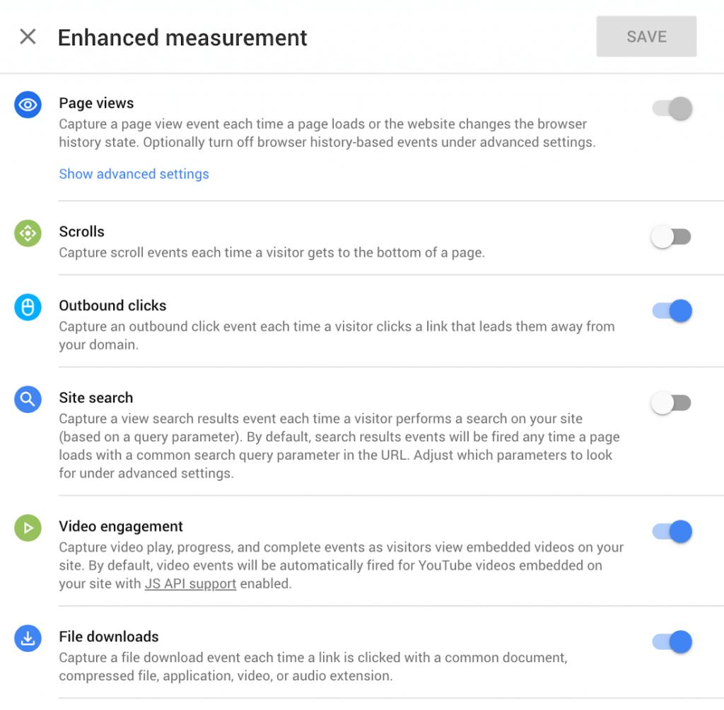 Đo lường nâng cao giúp bạn đo lường các mục tiêu app và website A1digihub