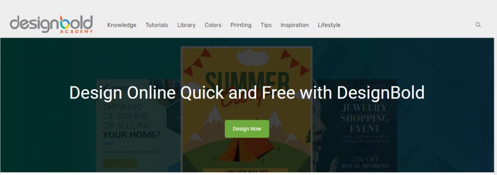 Designbold  thiết kế content hình ảnh