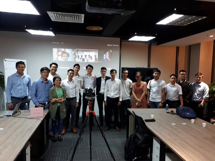 recap workshop Bùng nổ số cho môi giới với Google Ads
