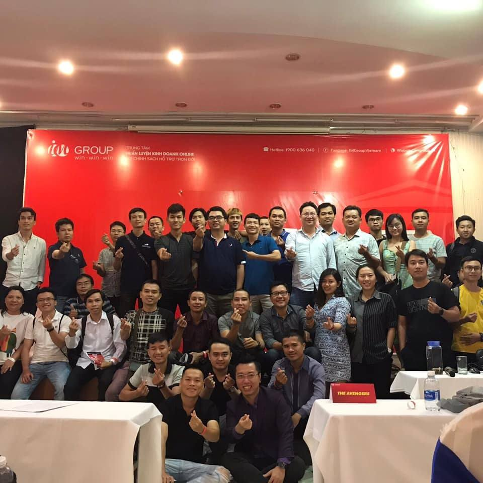 workshop quản trị marketing và sales