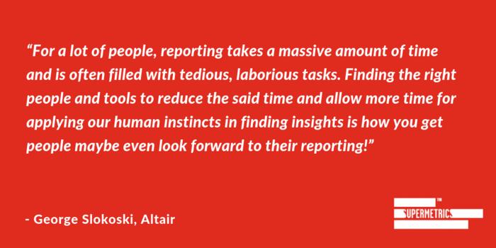cải thiện báo cáo marketing