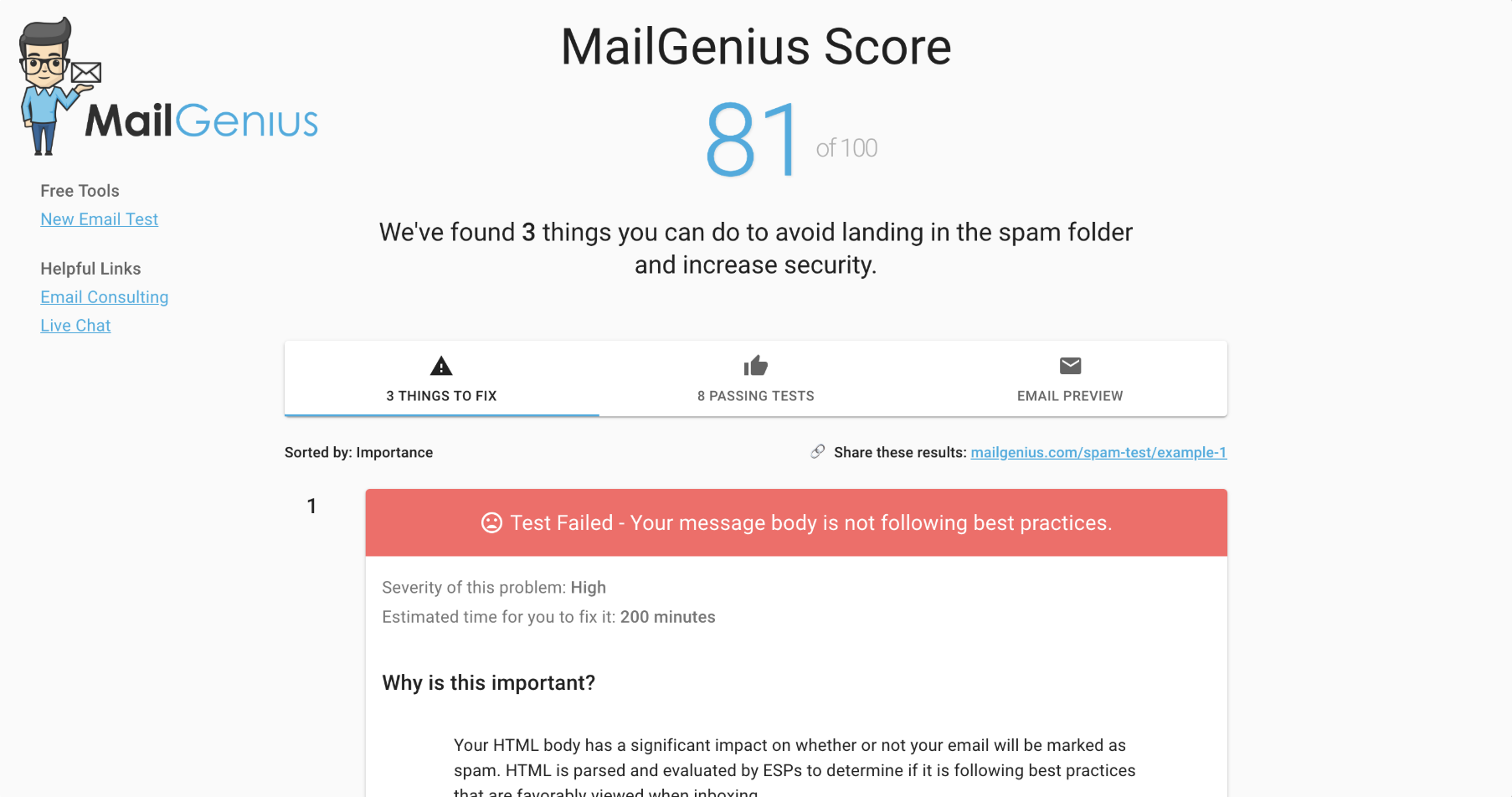 Công cụ Email Automation