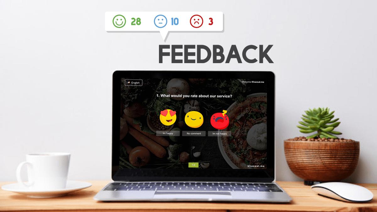 Hệ thống đánh giá sự hài lòng khách hàng