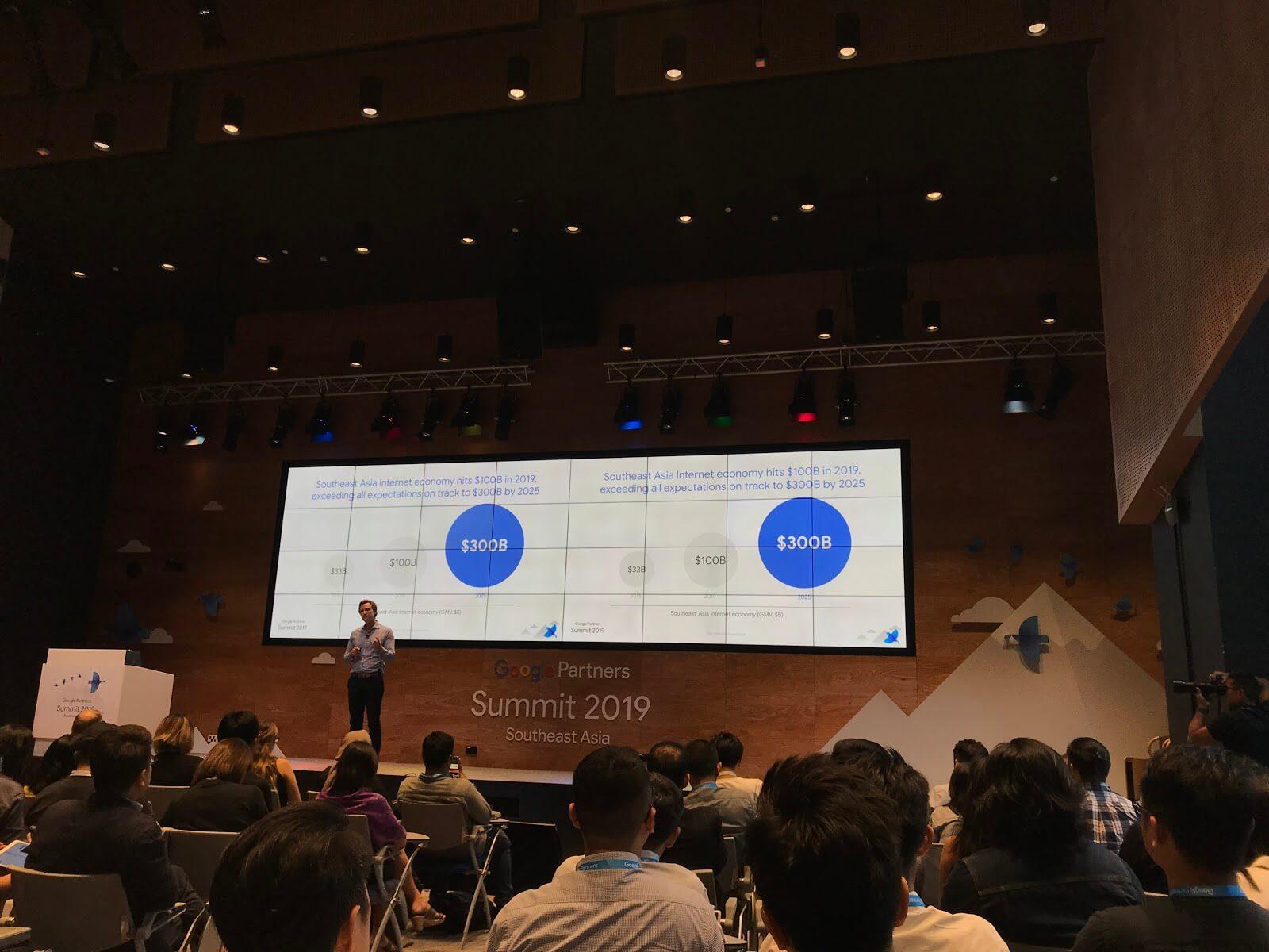 Các-Công-ty-SMB tham gia google partners summit 2019