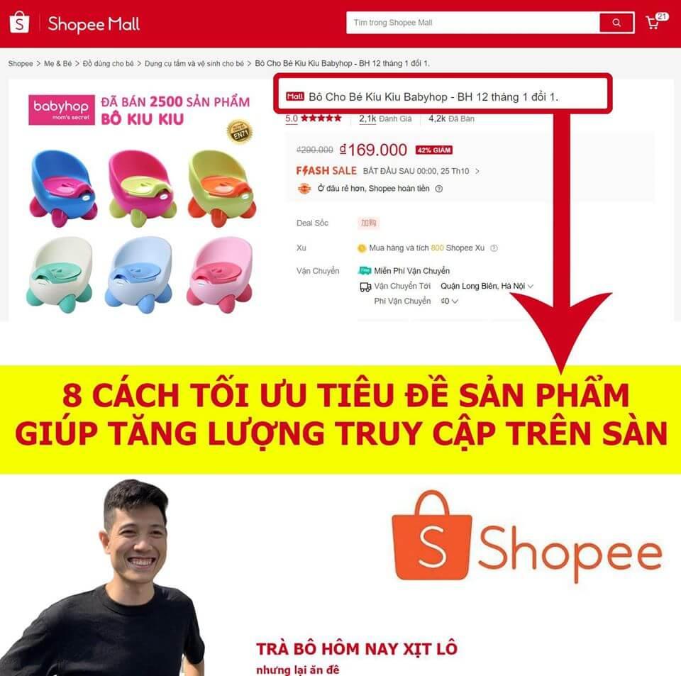 cách seo shopee