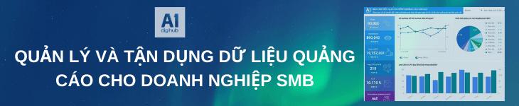 Quản lý và tận dụng dữ liệu quảng cáo doanh nghiệp SMB
