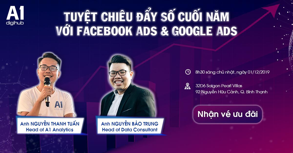 facebook ads google ads