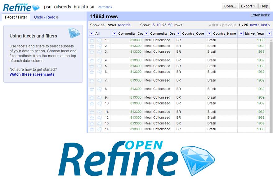 Tự tổng hợp các dữ liệu cùng Refine