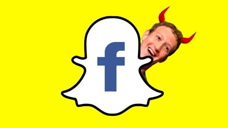 Facebook kẽ ăn cắp snapchat trở thành marketer thành công