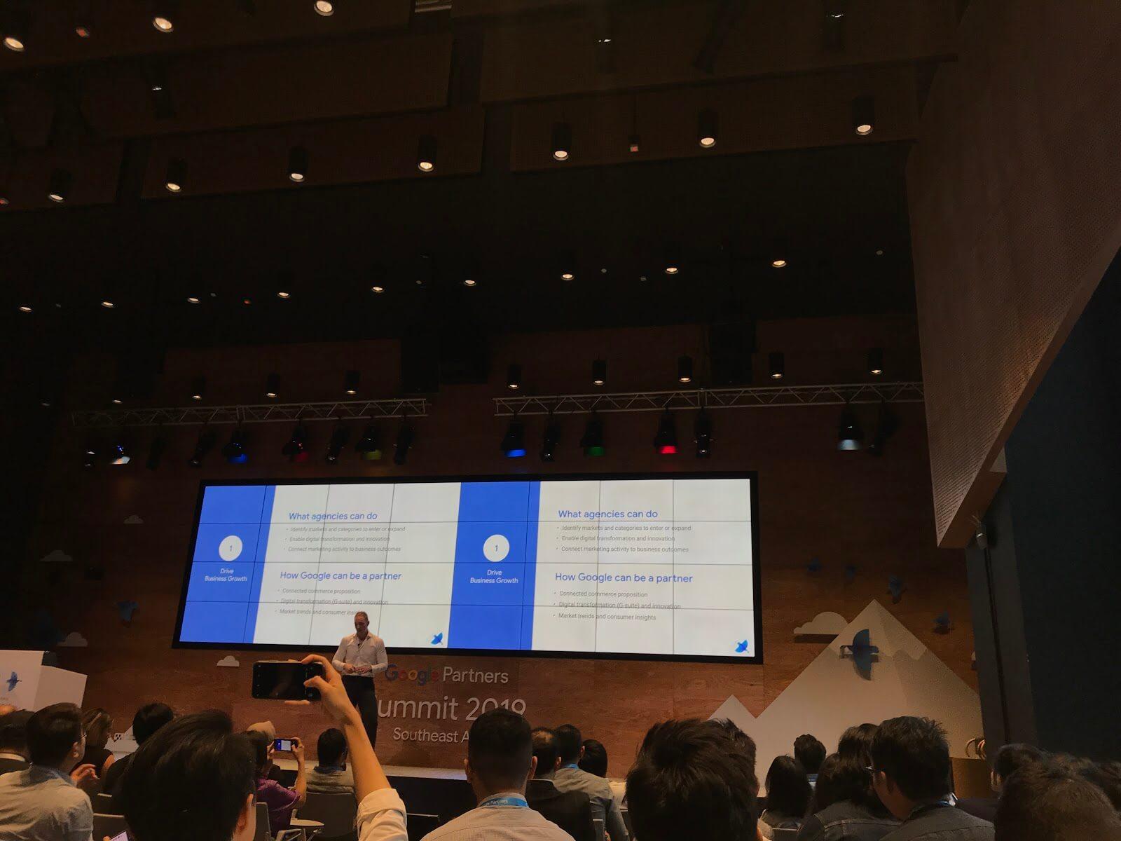 tuong-lai-Agency-tại-google-summit