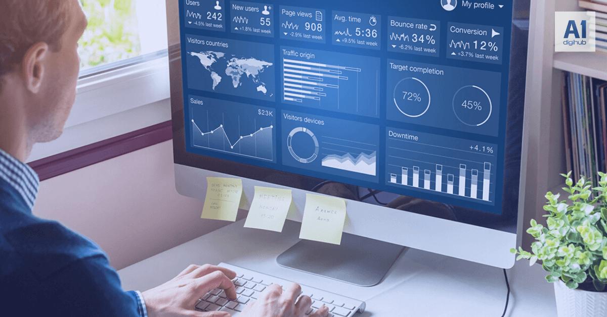 Cách sử dụng Google Data Studio và Google Analytics
