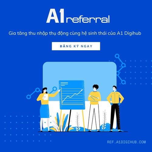 Chương trình A1 Referral của A1 digihub Tối ưu hóa dữ liệu trong quảng cáo