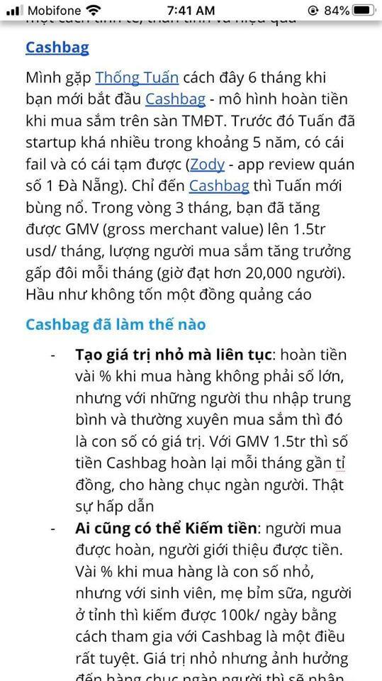 Ebook Growth Mastermind Cashbag