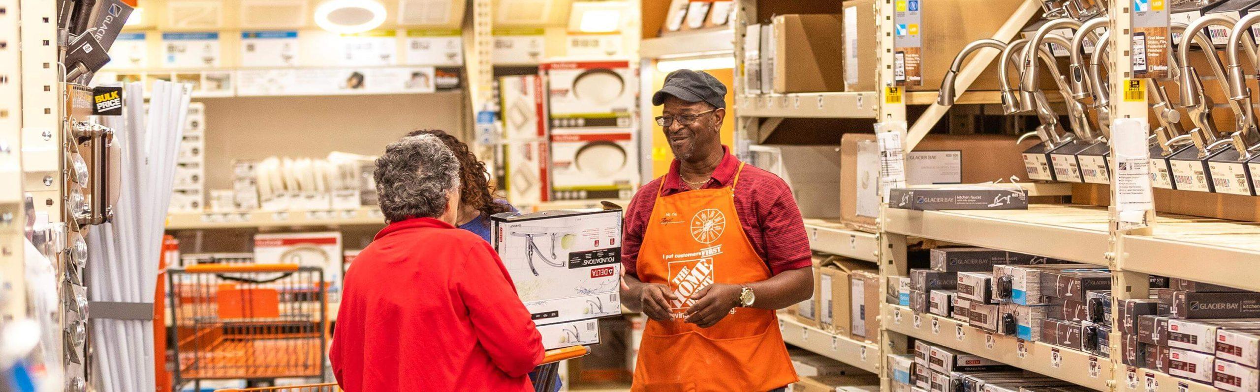 Case Study về nguyên tắc Thấu hiểu khách hàng của Home Depot