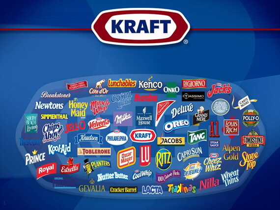 Case Study về định vị chiến lược Thấu hiểu khách hàng của Kraft
