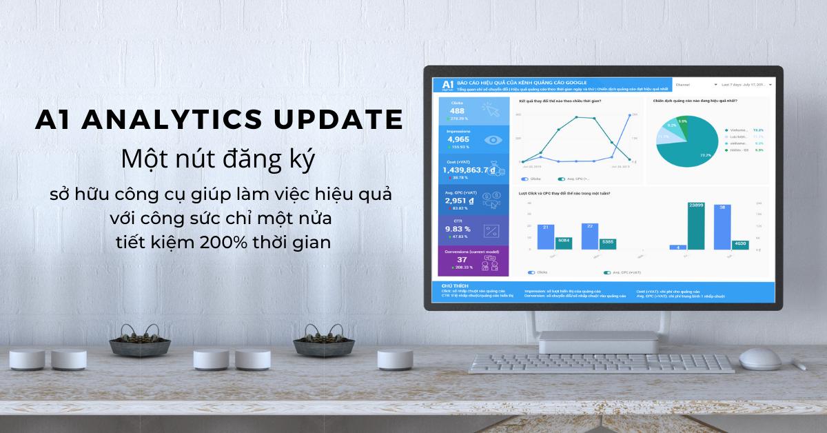 A1 Analytics Update