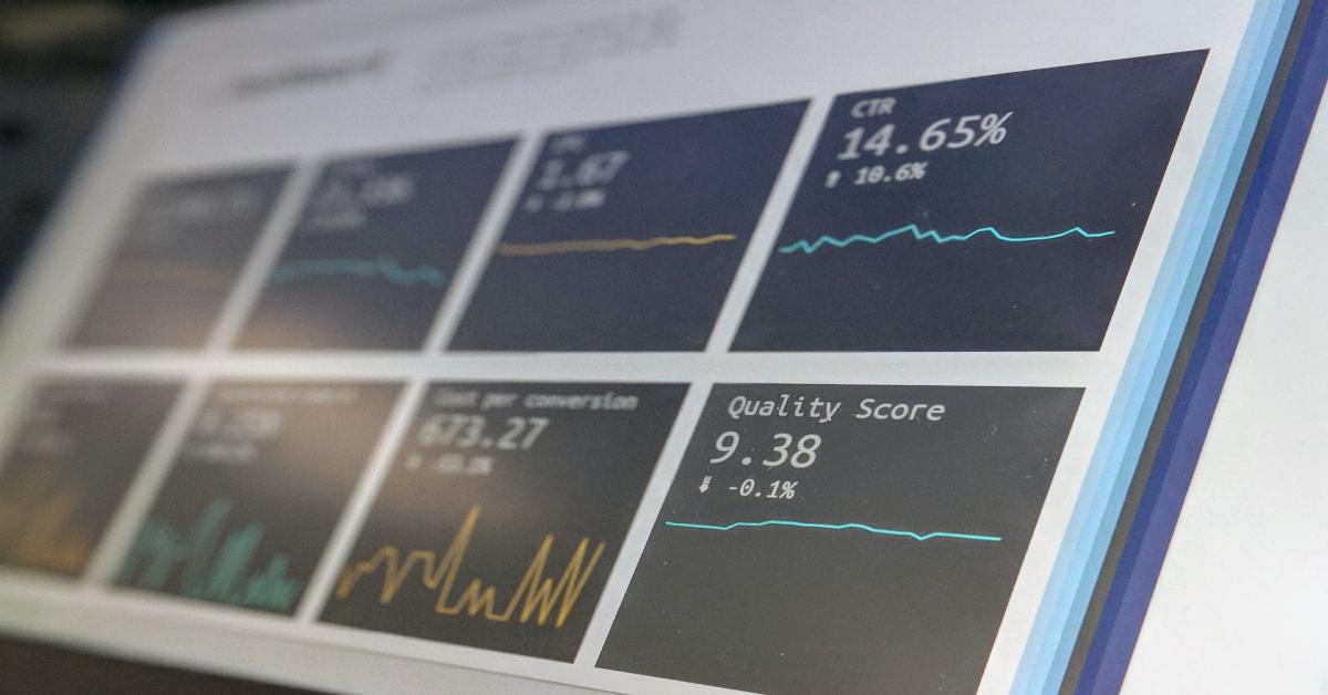 các mẫu báo cáo nổi bật trong Data Studio