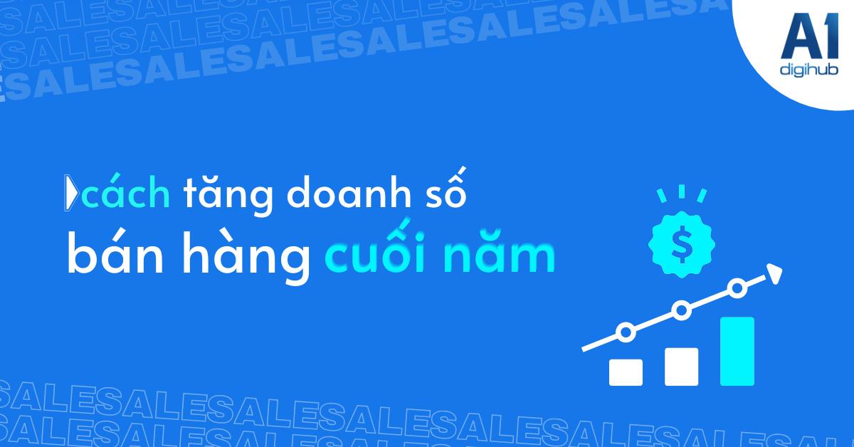 tăng doanh số bán hàng